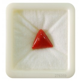 Coral Triangular 6+ 4ct